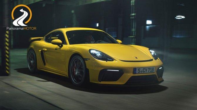 Две модели Porsche получили новую трансмиссию