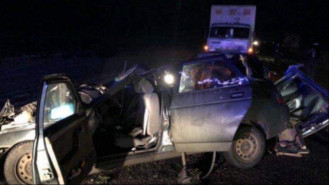 Два человека погибли в ДТП в Тарумовском районе Дагестана