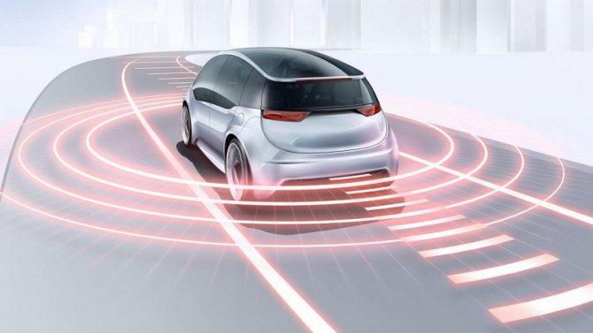 Фирма Bosch готова выпустить беспилотники на дороги хоть завтра