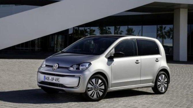 Volkswagen e-Up! признан самым дешёвым электромобилем марки