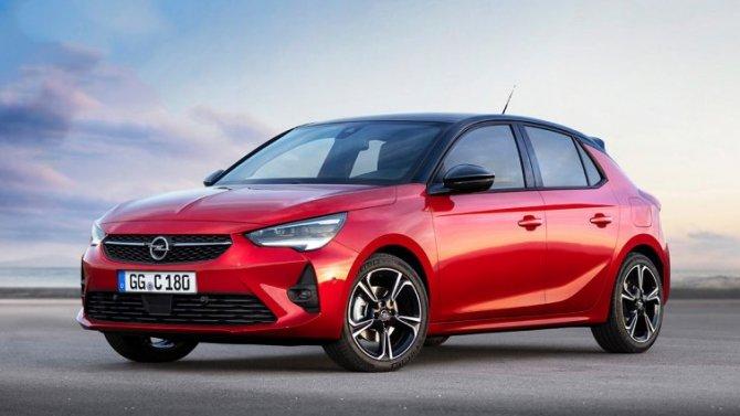 Opel Corsa всё-таки появится вРоссии