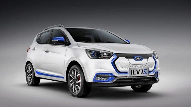 ВРоссии появится новый китайский электромобиль