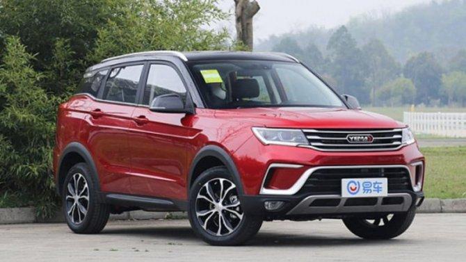 Китайцы обновили конкурента для KIA Seltos