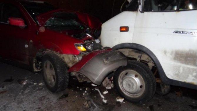 Два человека пострадали в ДТП в Архангельской области