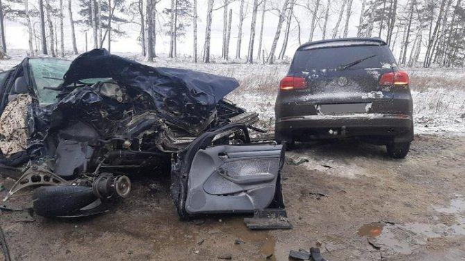 7-летняя девочка погибла в ДТП в Рязанской области