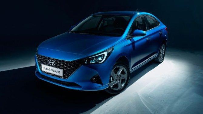 Новый Hyundai Solaris получил полицейскую версию