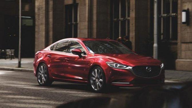 Mazda 6 для США получит дизель