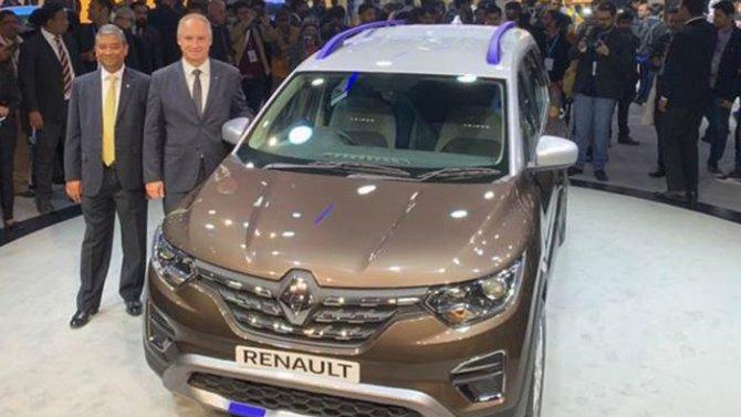 Auto Expo 2020: Renault Triber получил новую модификацию
