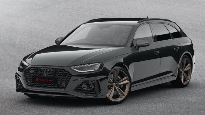 AudiRS 4 Avant стал «богатым щёголем»