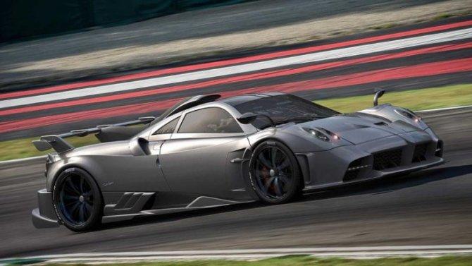ВЖеневе представят новый итальянский суперкар отPagani