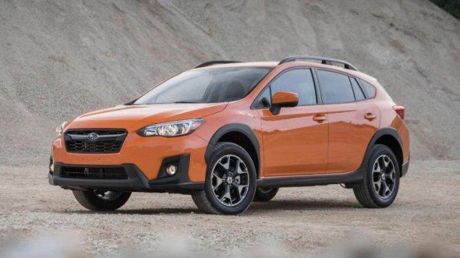 Subaru Crosstrek станет мощнее