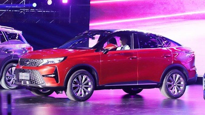 ВGAC подготовили конкурента для Renault Arkana
