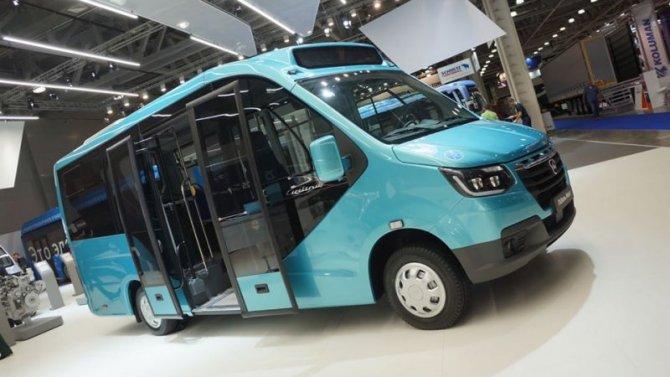 «ГАЗ» сертифицировал новый автобус