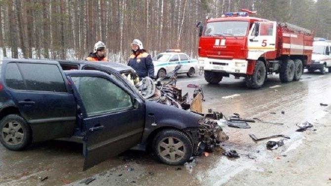 В Марий Эл в ДТП с грузовиком погиб человек
