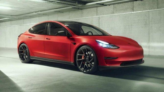 Электроника Tesla неимеет себе равных