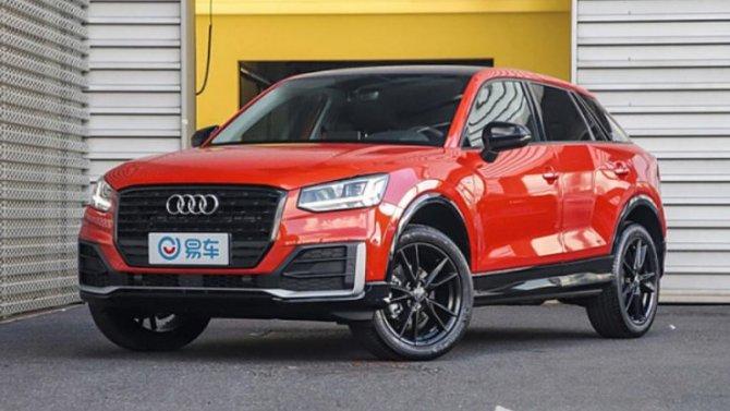 ВКитае начались продажи нового Audi Q2L
