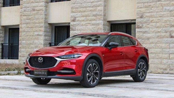 Mazda CX-4 ставит рекорды продаж