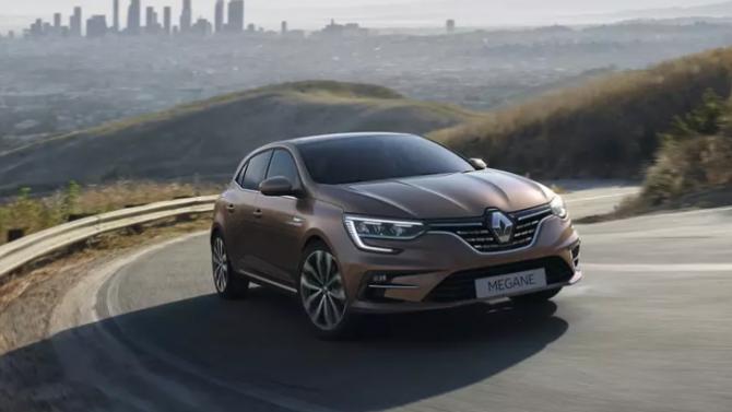 Обновилось семейство Renault Megane