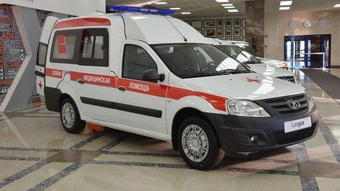 «АвтоВАЗ» представил новые версии Lada Largus