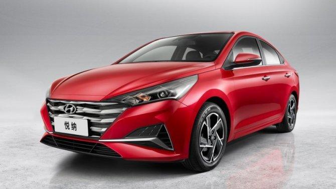 Новый Hyundai Solaris получит дизель