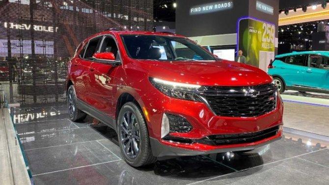 Чикаго-2020: представлен обновленный кроссовер Chevrolet Equinox