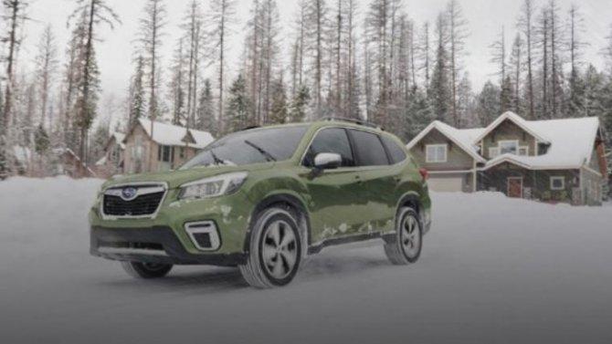 ВРоссии подорожал Subaru Forester