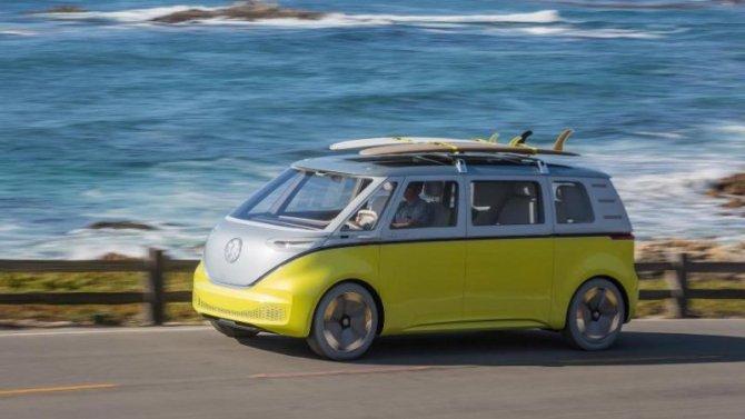 Через два года появится новый электромобиль отVolkswagen