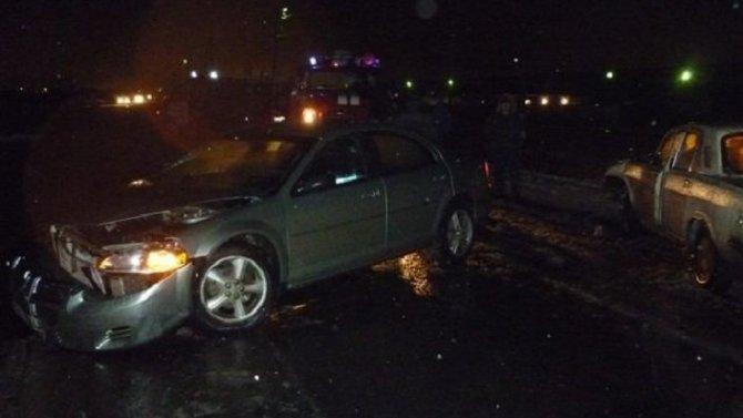 В ДТП в Северодвинске погиб человек