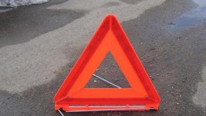 Водитель BMW погиб в ДТП в Кинельском районе Самарской области