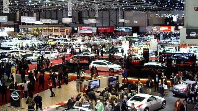 Власти Швейцарии запретили проводить Женевский автосалон