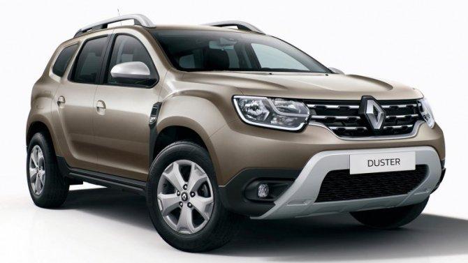 Объявлено оскидках для российских покупателей Renault