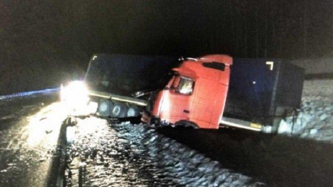 Молодой водитель погиб в ДТП в Карелии