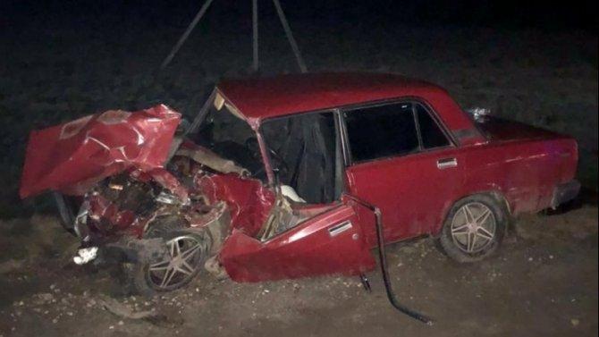 В Брянской области в ДТП погиб водитель ВАЗа