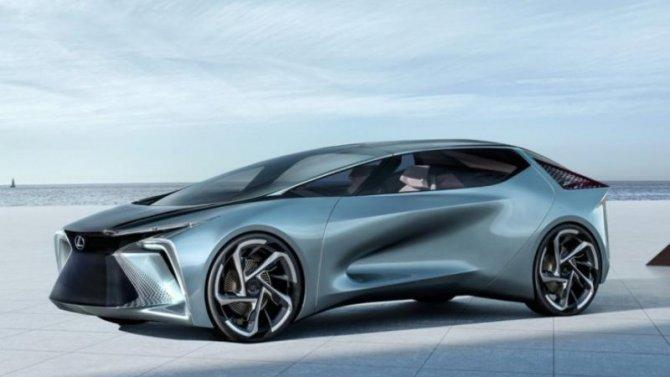 Lexus работает над собственным автопилотом
