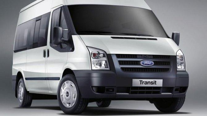 ВРоссии начнётся выпуск новых деталей для Ford Transit