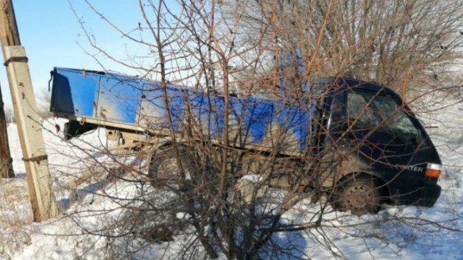 Девочка пострадала в ДТП в Быковском районе Волгоградской области