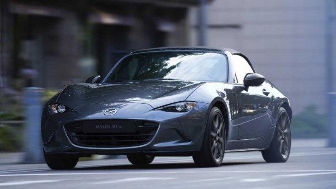 Mazda MX-5 Miata: что нового?