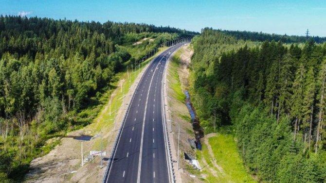 Трассу М12 могут построить раньше запланированного времени