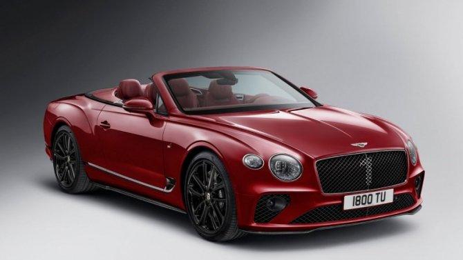 ВРоссию привезли уникальный Bentley