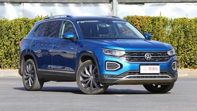 Volkswagen Tayron набирает популярность