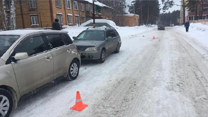 В Новосибирске автомобиль сбил 4-летнюю девочку