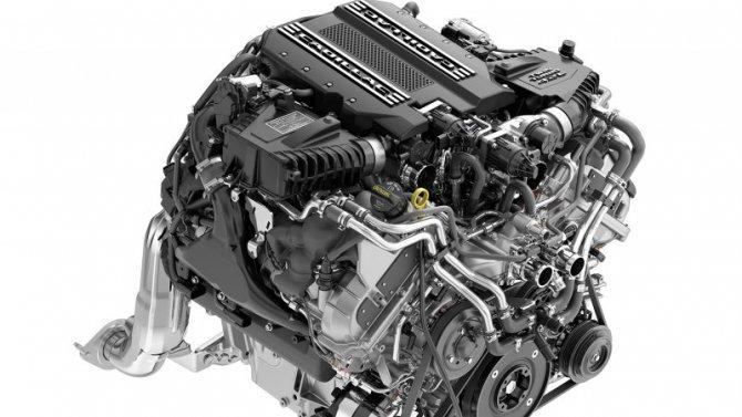 Cadillac сохранит вмоторной линейке двигатель Blackwing V8