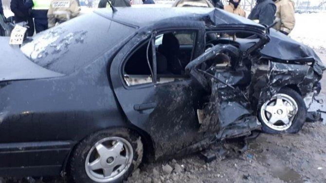 28-летний водитель погиб в ДТП в Перми