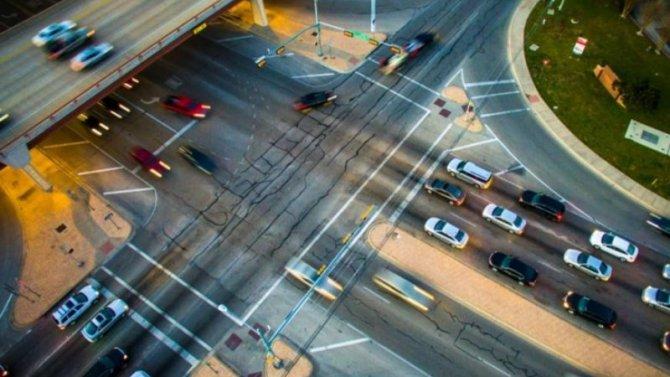 ВРоссии появятся перекрёстки синтеллектуальным регулированием движения