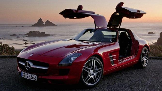 Появитсяли среднемоторный Mercedes-AMG?