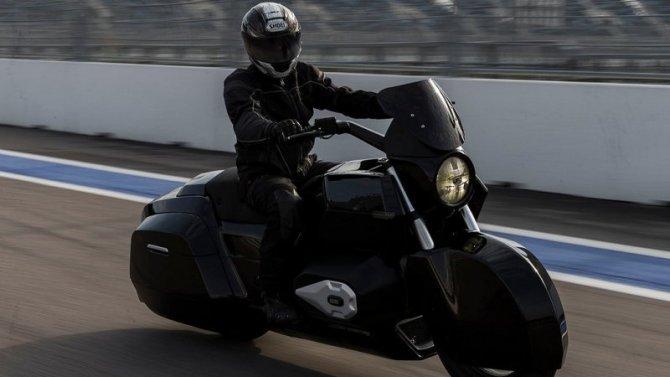 Стало известно, когда начнётся выпуск мотоциклов Aurus