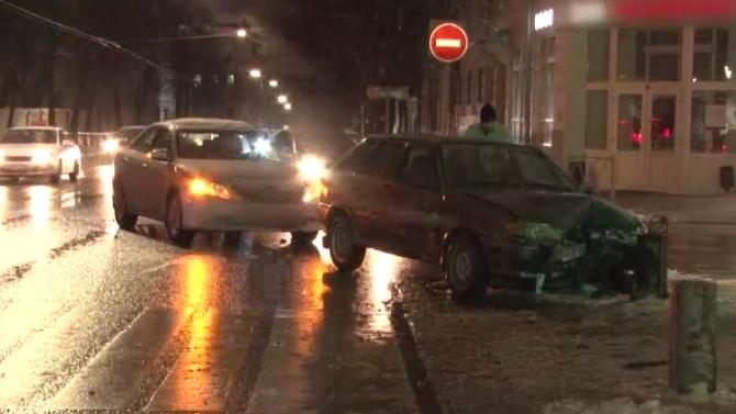В ДТП в Казани погибла женщина и пострадал ребенок
