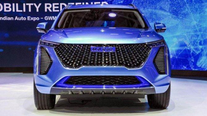 Auto Expo 2020: Haval представил гибридный концепт-кар
