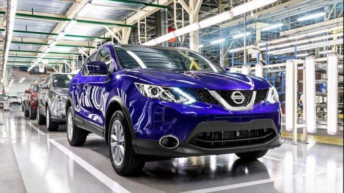 Nissan может остановить сборку автомобилей вРоссии