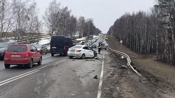 ДТП под Иваново, 7 марта